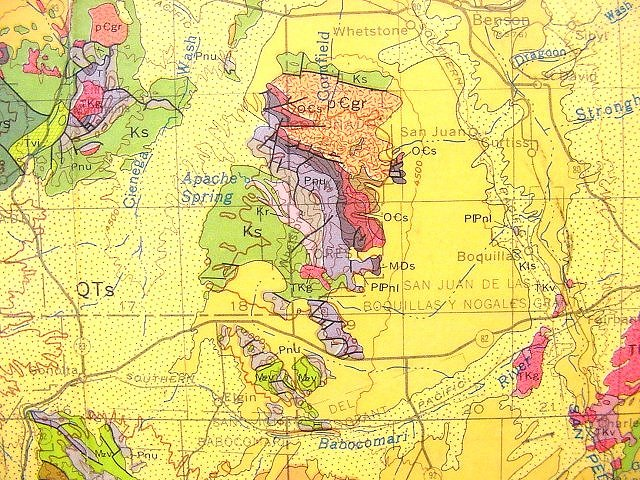southeastern united states map with Geology1 on File Clinch River Tn2 in addition Map Room together with Providence metropolitan area further Us Interstate Wall Map likewise Al maps.